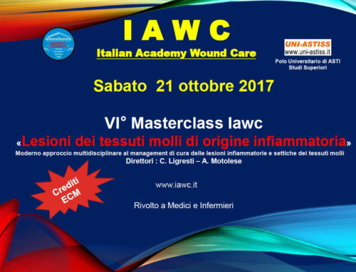 Masterclass Lesioni Infiammatorie